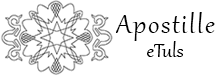 Apostille Logo
